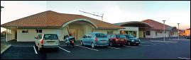 Centre médico commercial